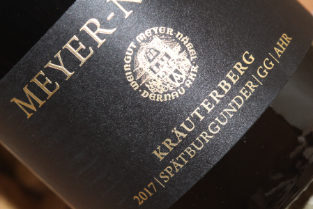 2017 KRÄUTERBERG GG Spätburgunder