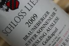 2009 Brauneberger JUFFER SONNENUHR Riesling Auslese Goldkapsel