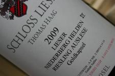 2009 Lieser NIEDERBERG HELDEN Riesling Auslese Goldkapsel