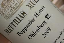 2009 Bopparder Hamm Ohlenberg Großes Gewächs