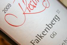 2009 Falkenberg Grosses Gewächs