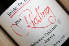 2009 Dienheimer Riesling Tafelstein Auslese Magnum