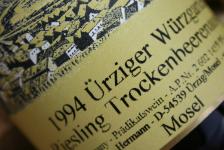 1994 Ürziger Würzgarten Riesling Trockenbeerenauslese