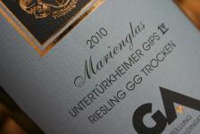 2010 Untertürkheimer GIPS Riesling Grosses Gewächs Marienglas