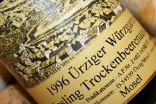 1996 Ürziger Würzgarten Riesling Trockenbeerenauslese