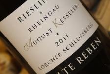 2011 Lorcher Schlossberg » Alte Reben « Riesling Spätlese trocken