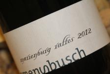2012 Marienburg RAFFES VDP.Grosse Lage trocken