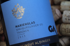 2011 MARIENGLAS Spätburgunder Grosses Gewächs