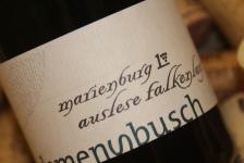 2009 Pünderich MARIENBURG Auslese Falkenlay