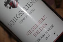 2013 Lieser NIEDERBERG HELDEN Riesling Spätlese