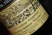 2012 Erdener Treppchen Herzlay Riesling Spätlese Magnum