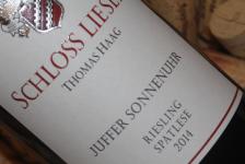 2014 Brauneberger JUFFER SONNENUHR Riesling Spätlese