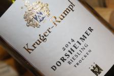 2014 Dorsheimer Riesling trocken