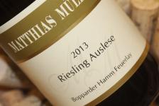 2013 Bopparder Hamm Feuerlay Riesling Auslese