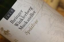 2015 Ihringer Winklerberg Muskateller Spätlese