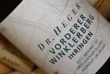 2015 Vorderer Winklerberg Riesling Grosses Gewächs