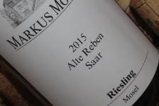 2015 Alte Reben Saar Riesling