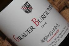 2015 Grauer Burgunder trocken