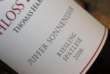 2016 Brauneberger JUFFER SONNENUHR Riesling Spätlese