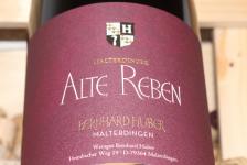 2015 Malterdinger Spätburgunder Alte Reben Bernhard Huber DoppelMagnum