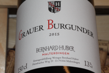 2015 Grauer Burgunder trocken Magnum