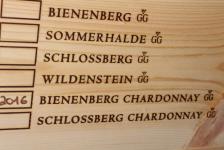 2016 BIENENBERG GG Chardonnay